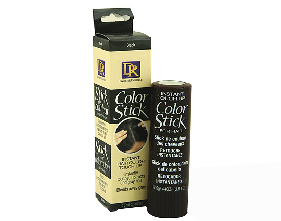 Roux Tween Time Instant Hair Color Touch Up Stick Dark Brown